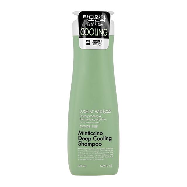 Шампунь для волос Daeng Gi Meo Ri Look At Hair Loss (для жирной кожи головы)