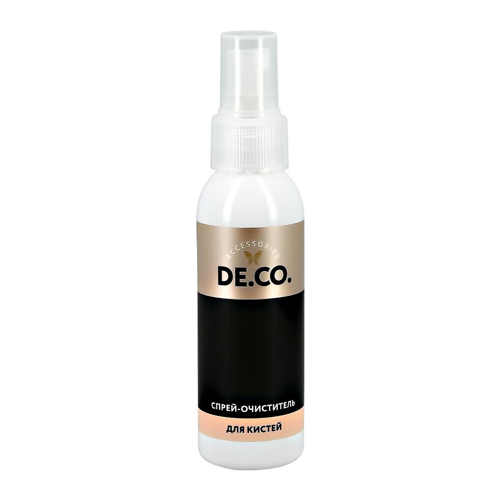 Спрей-очиститель для кистей DE.CO. с антибактериальным эффектом