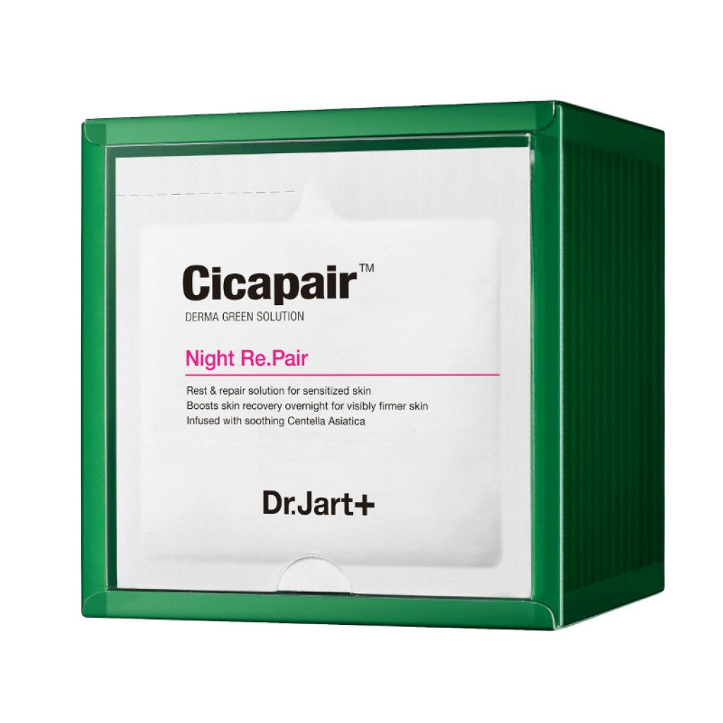 Восстанавливающая ночная крем-маска для лица Cicapair Night Re-Pair Dr. Jart+