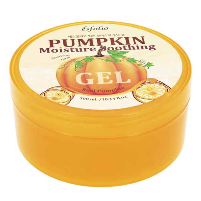 Гель для лица и тела Esfolio Real Pumpkin с экстрактом тыквы