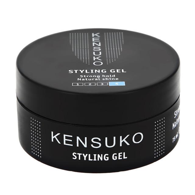 Гель для укладки волос Kensuko Create сильной фиксации