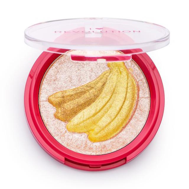 Хайлайтер для лица I Heart Revolution Fruity тон banana