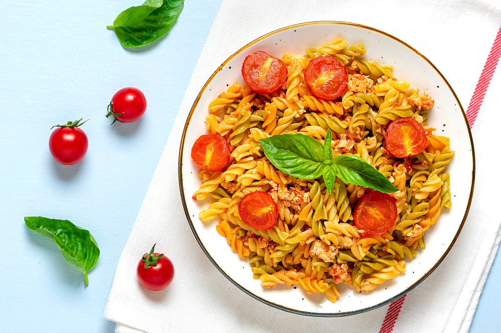 Итальянская диета — макароны
