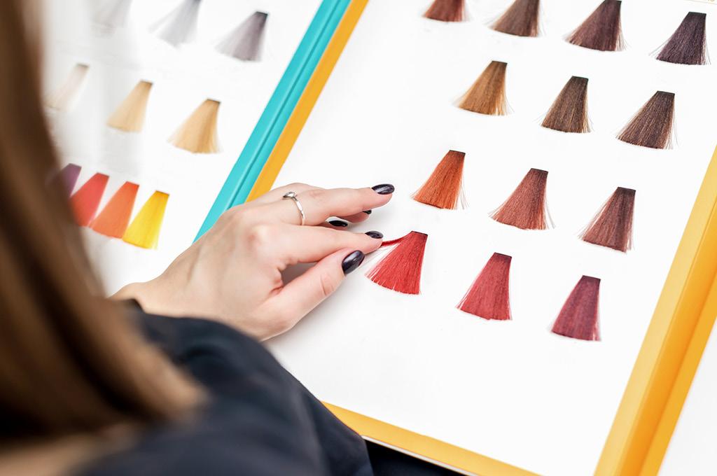 Какую краску для закрашивания седины выбрать