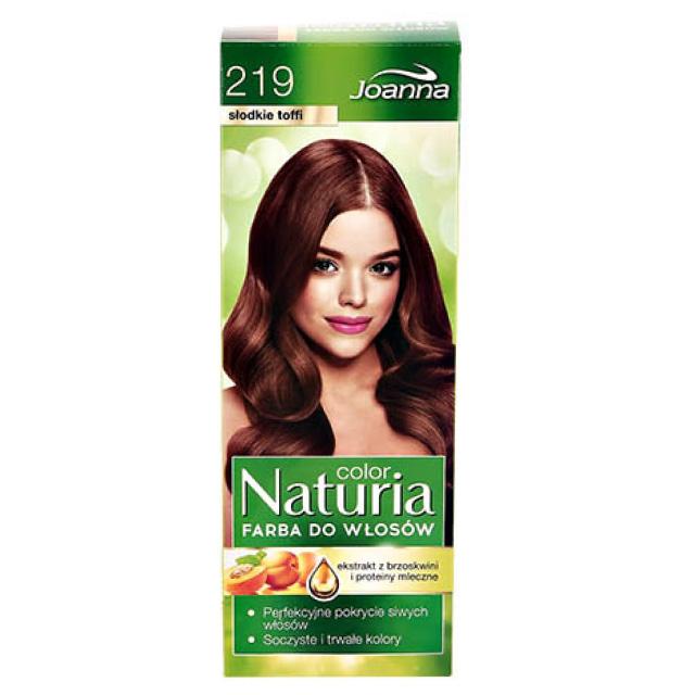 Краска для волос Joanna Naturia Color (тон 219) Сладкая ириска