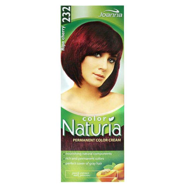 Краска для волос Joanna Naturia Color (тон 232) Спелая вишня