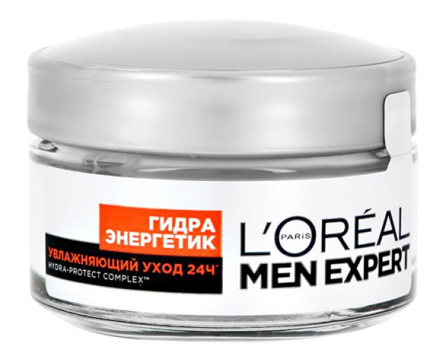 Крем для лица L'Oreal Men Expert Гидра Энергетик Увлажняющий уход 24Ч
