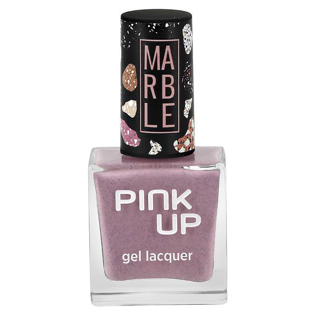 Лак для ногтей Pink Up Limited Marble тон 06