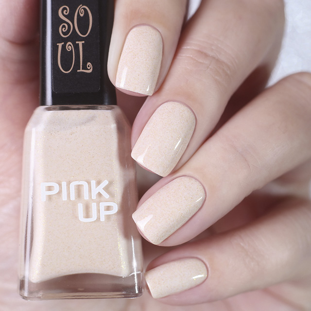 Лак для ногтей Pink Up Limited Soul тон 01 фото