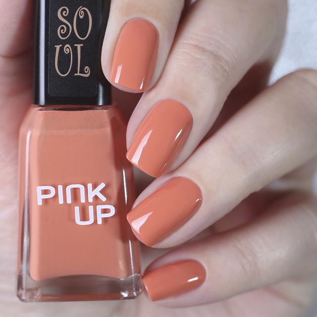 Лак для ногтей Pink Up Limited Soul тон 02 фото