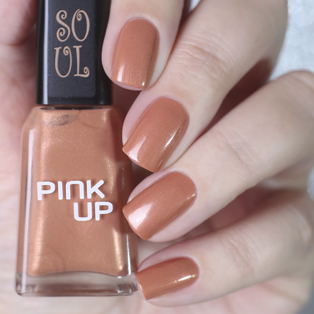 Лак для ногтей Pink Up Limited Soul тон 03 фото