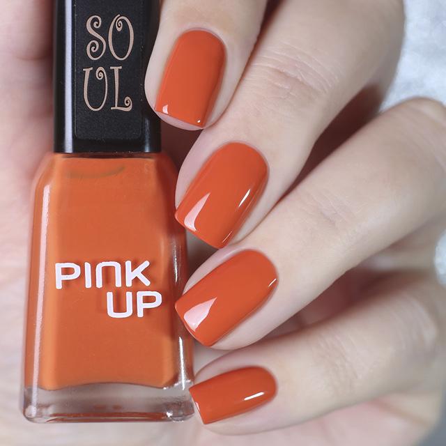 Лак для ногтей Pink Up Limited Soul тон 04 фото