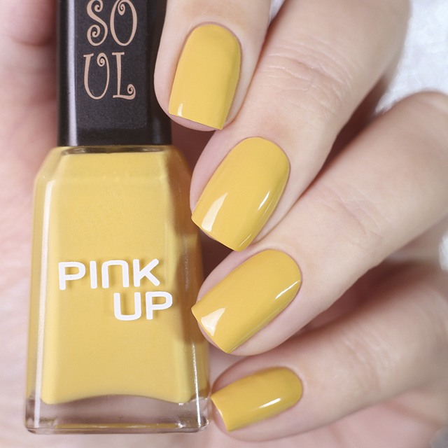 Лак для ногтей Pink Up Limited Soul тон 05 фото