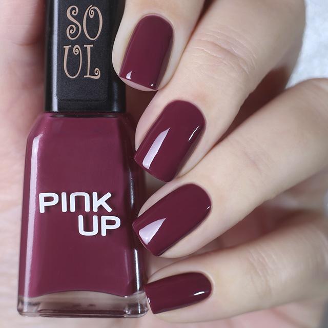 Лак для ногтей Pink Up Limited Soul тон 07 фото