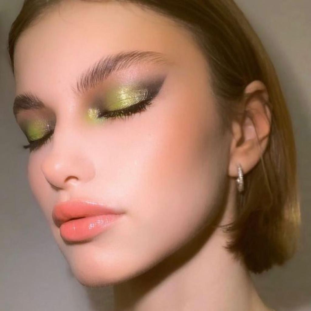 макияж как у Селены Гомез референс 2