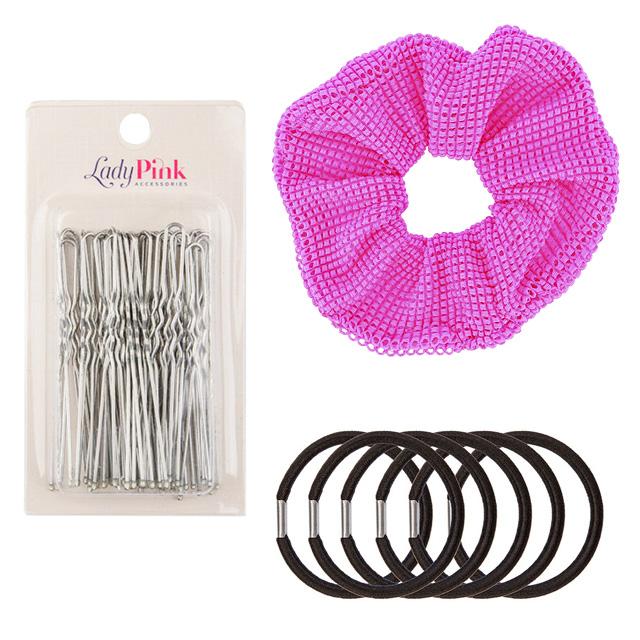 Набор шпилек Lady Pink Basic Box