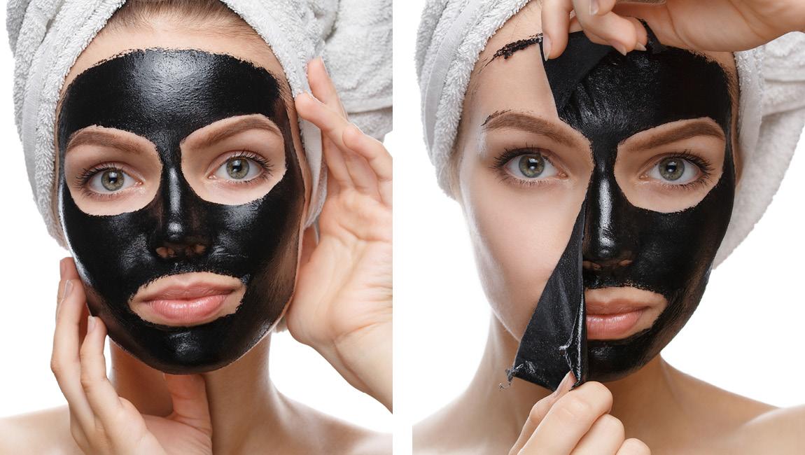 Очищающие маски-пленки