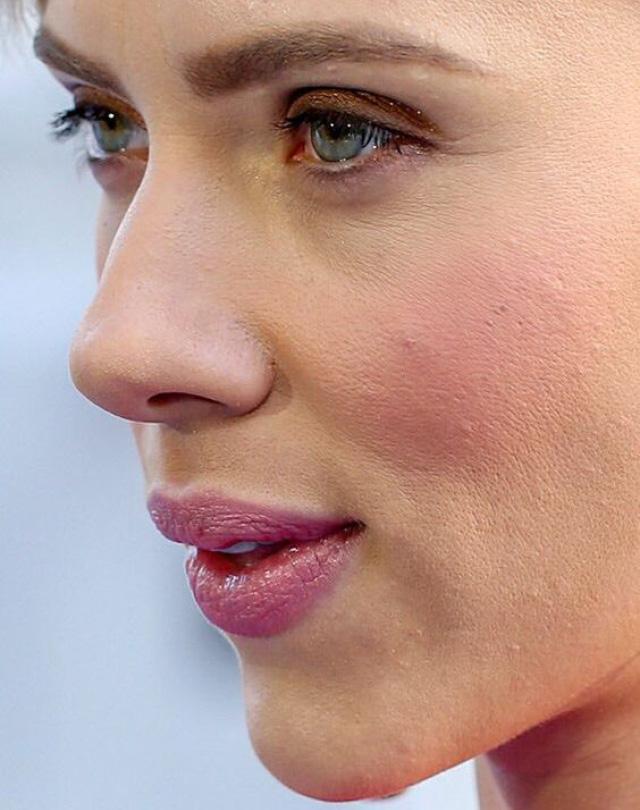 Ошибки макияжа плохая растушевка нет