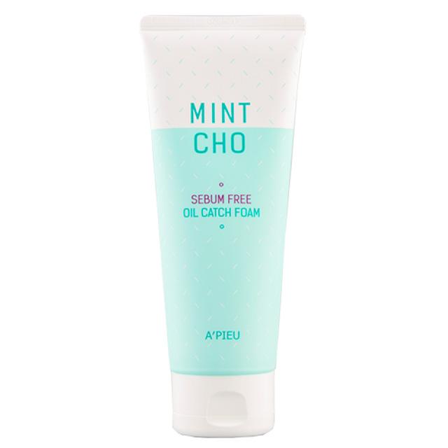 Пенка для умывания A`Pieu Mint Cho для жирной кожи