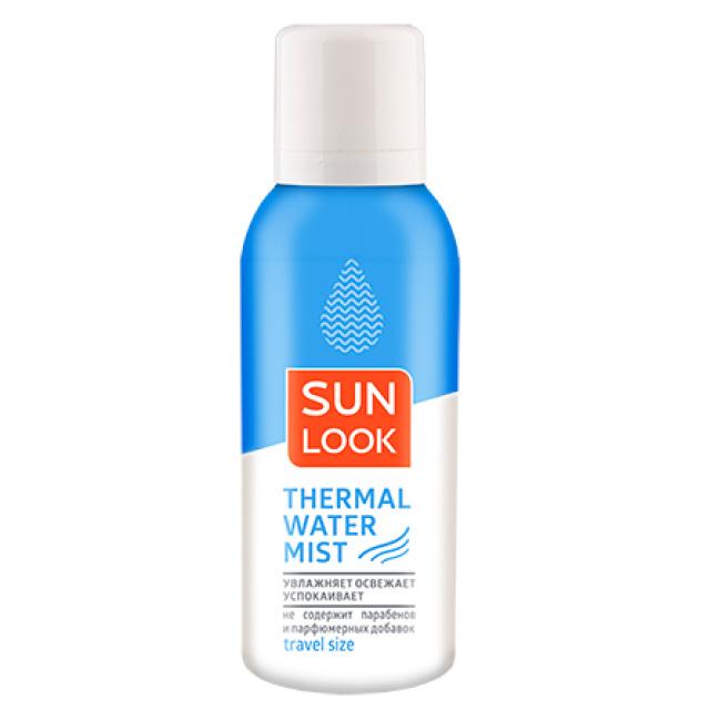Термальная вода-мист Sun Look Travel Size