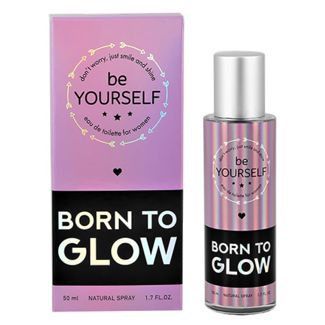Туалетная вода You & World About You Be Yourself Born To Glow (жен.)