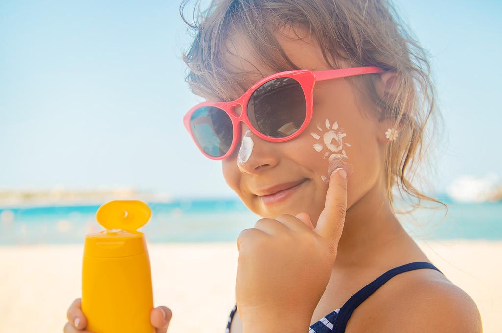 Уход за детской кожей от 3 до 5 лет