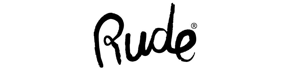 бренда Rude логотип