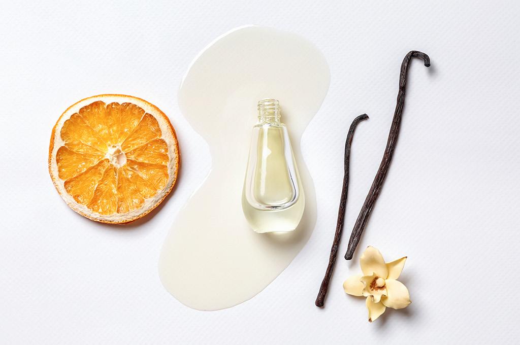 Духи Parfe Oriental/Citrus ингредиенты