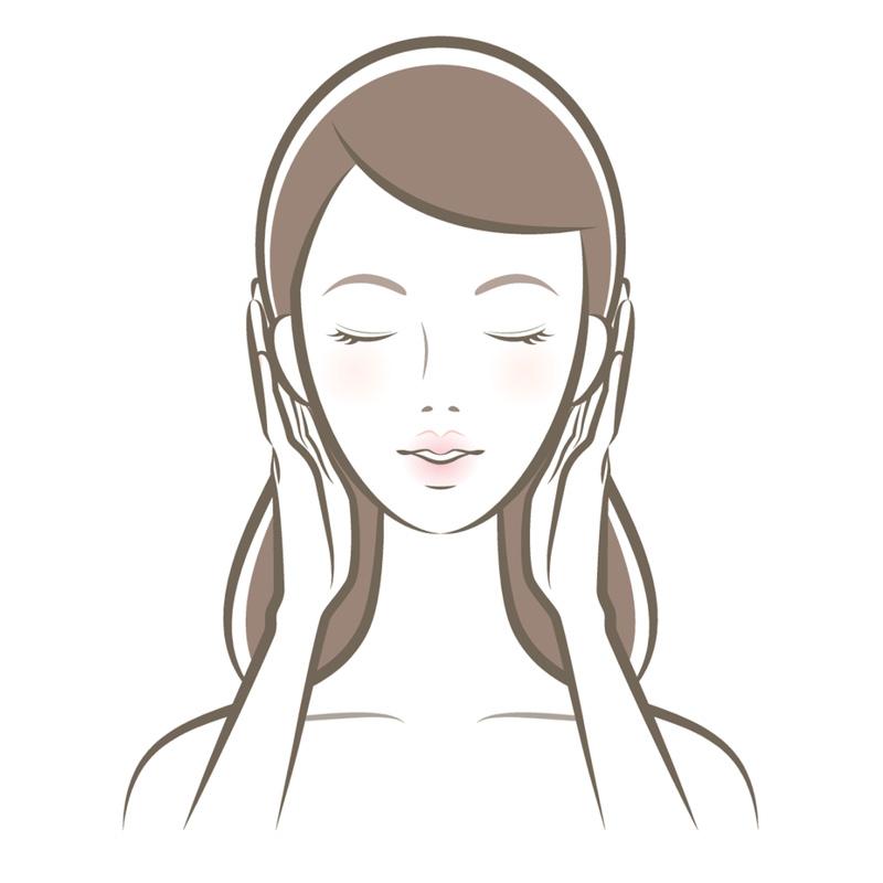 Этапы выпрямления волос феном 3
