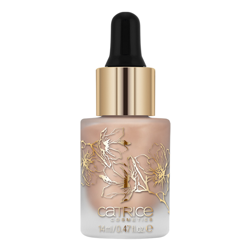 Хайлайтер для лица Catrice Glow In Bloom жидкий тон C01
