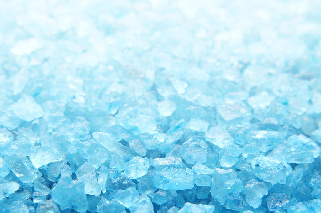 Химический состав морской соли