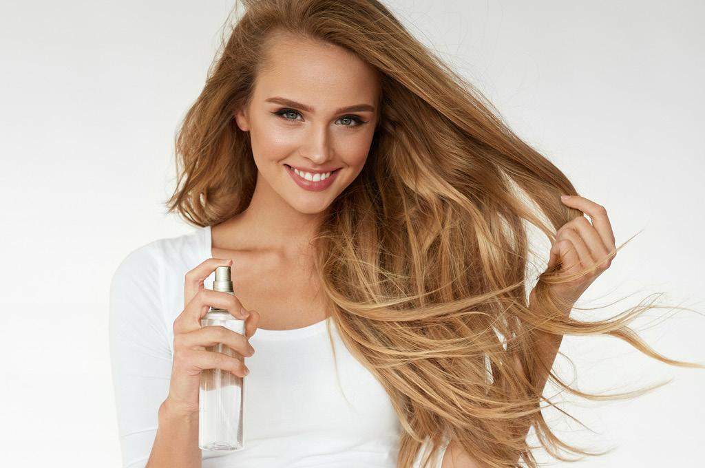 Как правильно пользоваться термозащитными средствами для волос