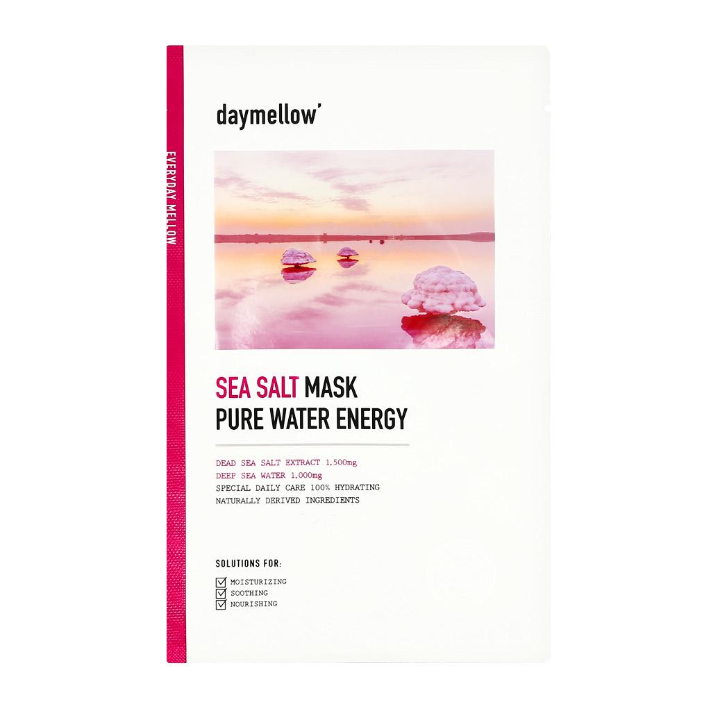 Маска для лица Daymellow с морской солью (увлажнение и питание)