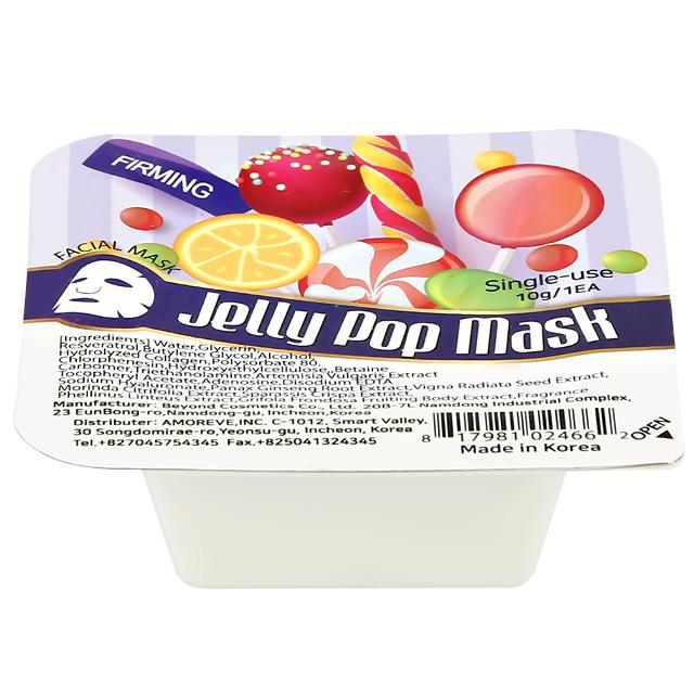 Маска для лица Jelly Pop укрепляющая