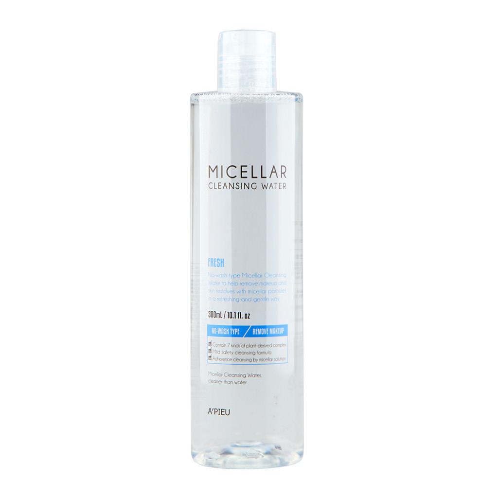 Мицеллярная вода A`Pieu освежающая