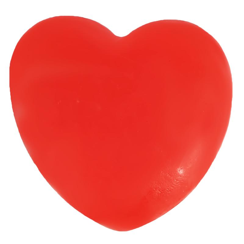 Мыло фигурное Lp Care красное сердце