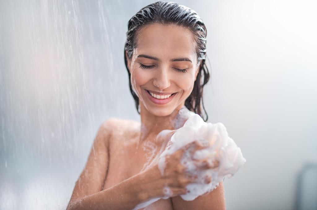 пара советов о том, как правильно принимать душ
