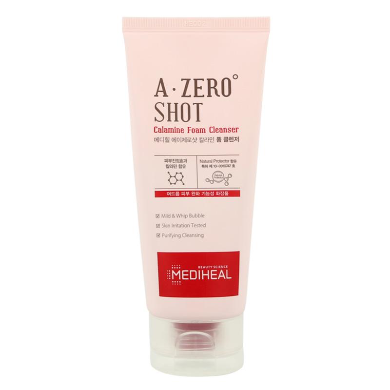 Пенка для умывания Mediheal A Zero Shot с каламином