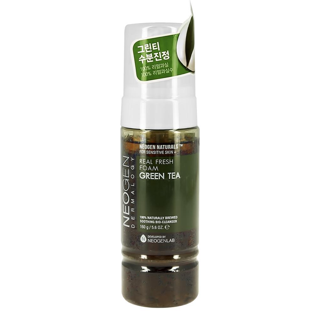 Пенка для умывания с экстрактом зеленого чая Neogen