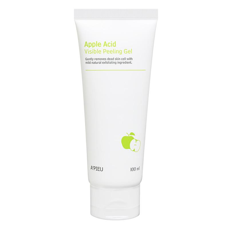Пилинг-гель для лица A`Pieu Скатка с экстрактом яблока и АНА-кислотами