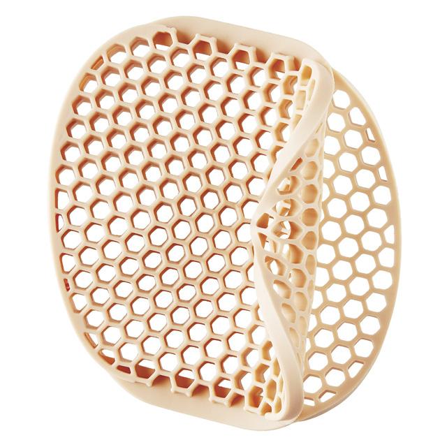 Рукавичка для очищения лица DECO. силиконовая