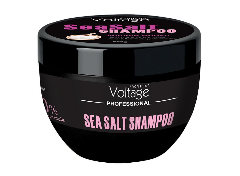 Шампунь для волос Kharisma Voltage Professional Sea Salt