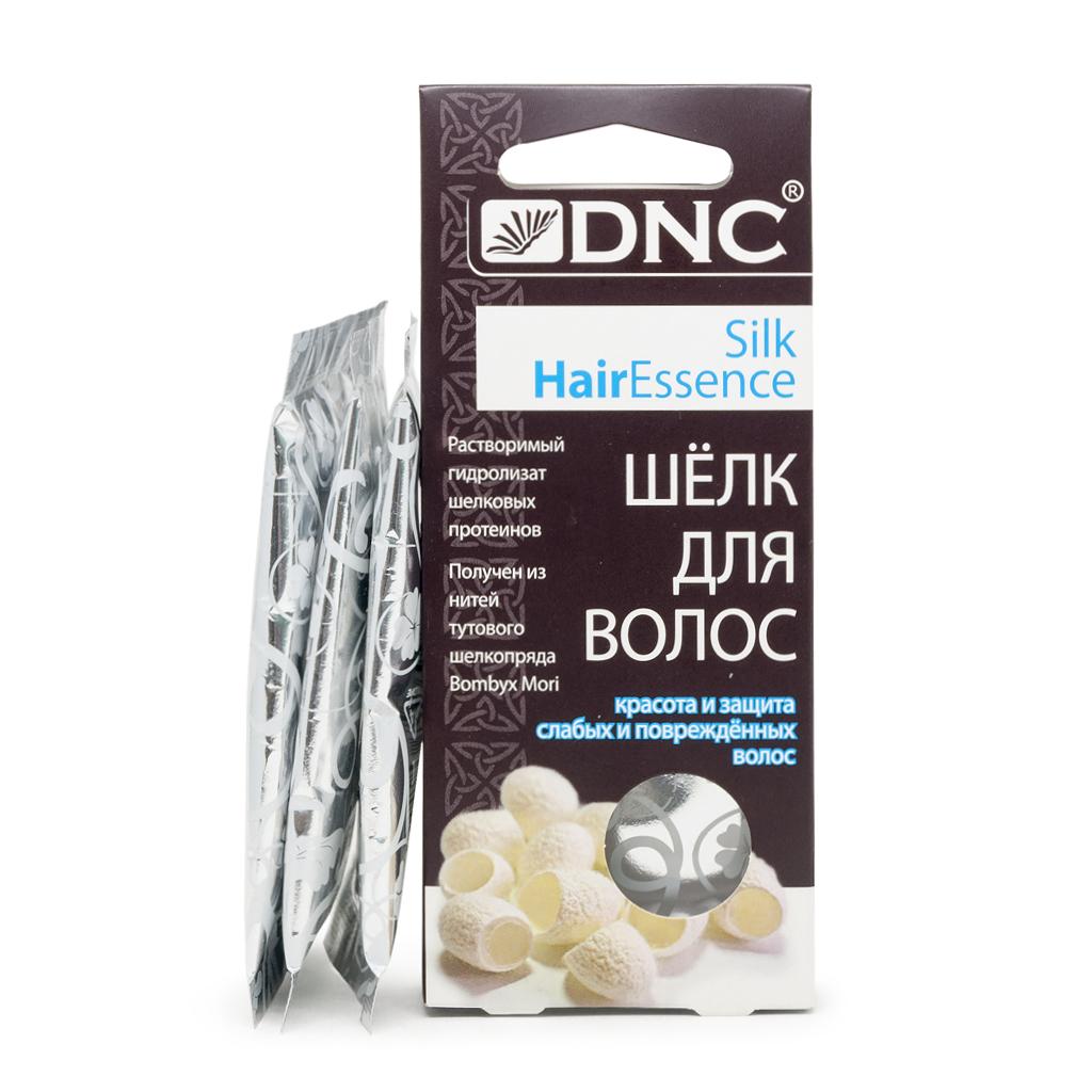 Шелк для волос DNC