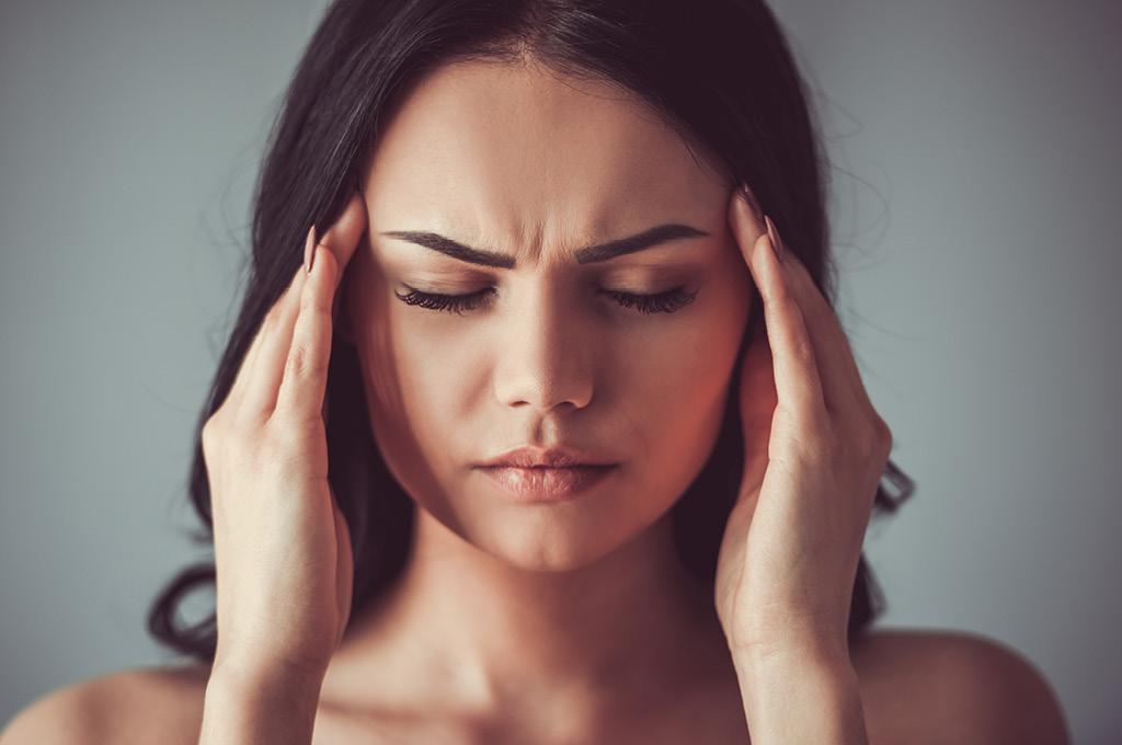 стресс и город влияют на кожу
