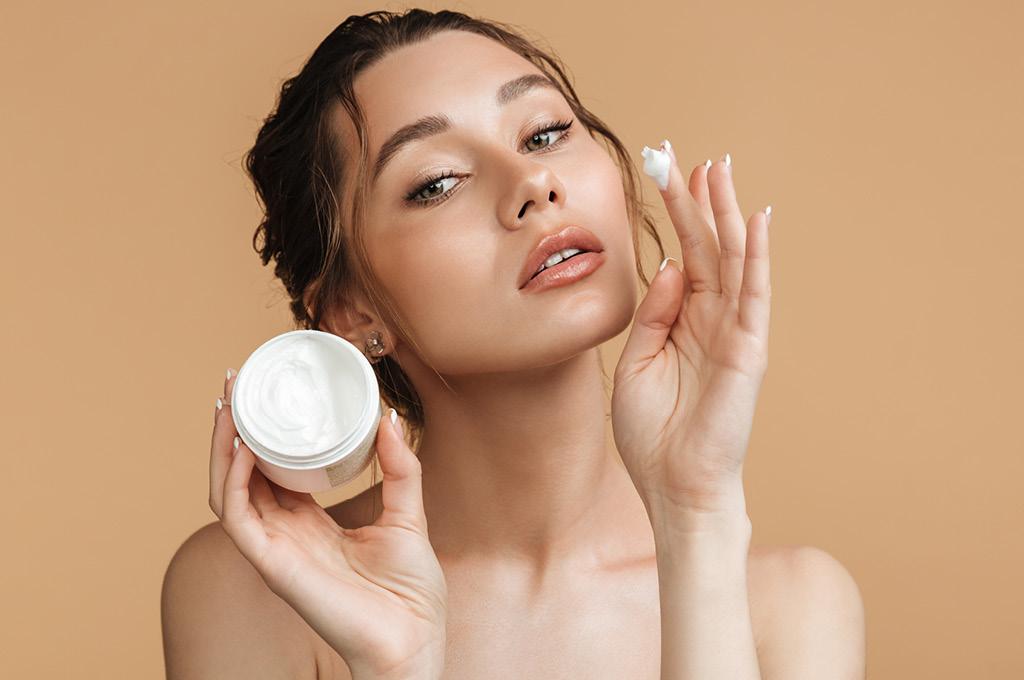 Увлажнение кожи при куперозе