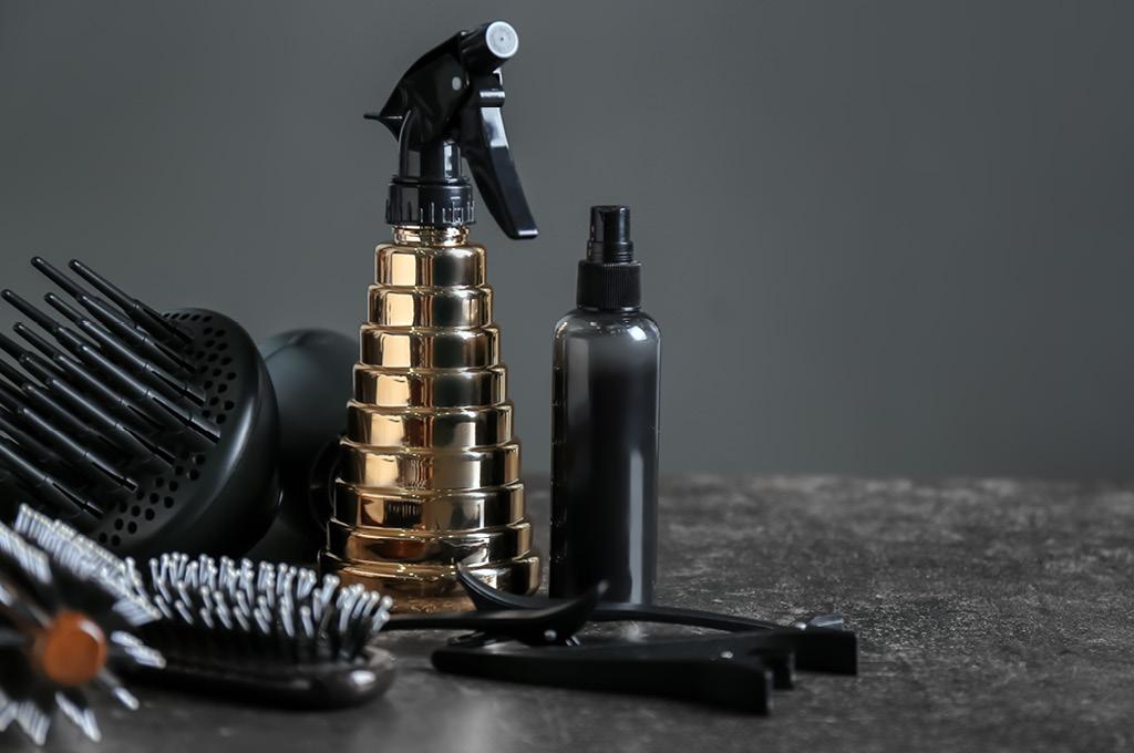Вспомогательные средства для выпрямления волос