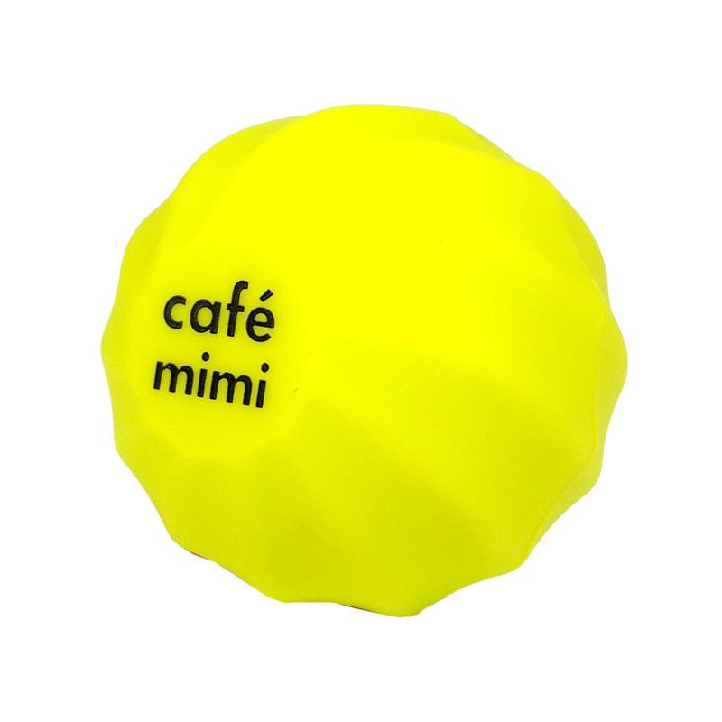 Бальзам для губ Cafe Mimi Volume Mint с маслом перечной мяты