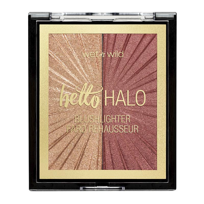 Хайлайтер для лица Wet N Wild Hello Halo Тон Mega Glo Flash Me