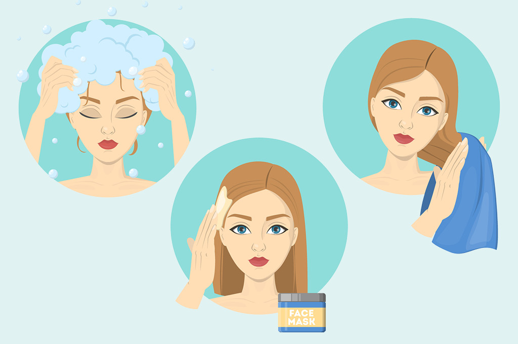Как на самом деле нужно мыть голову