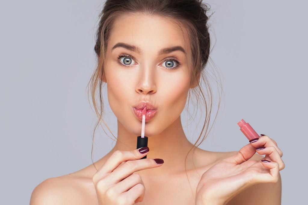 Как увеличивают губы